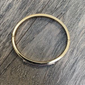 Used Coach bangle bracelet